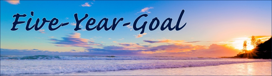 Five-Year-Goal
